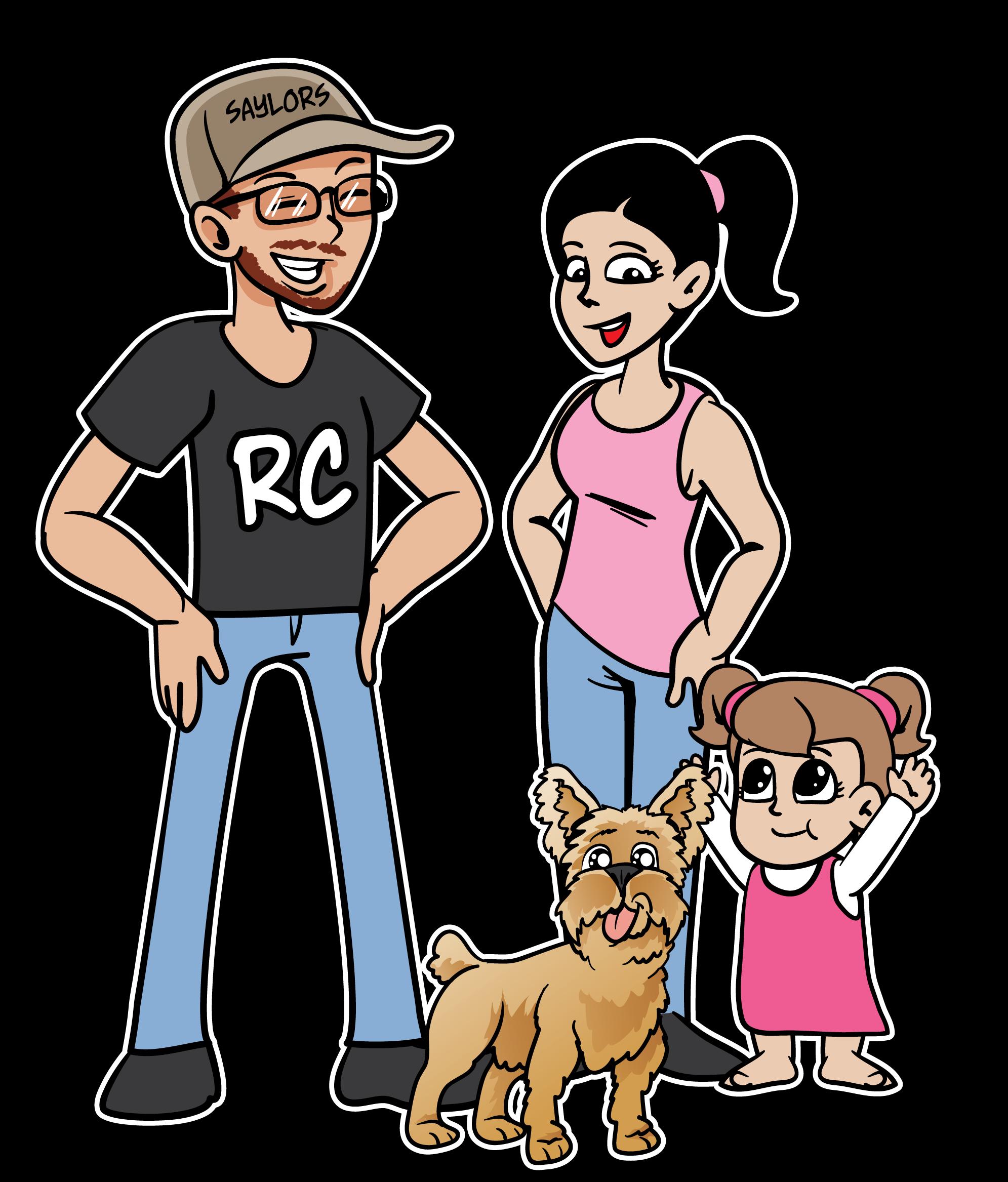 RC Saylor Family