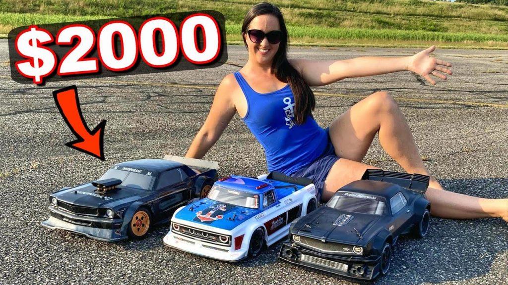 fast rc cars