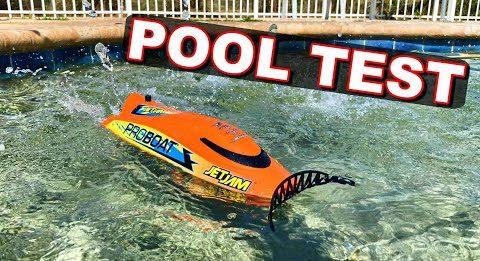 Pool Boat