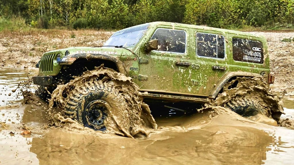 Axial SCX6 Jeep