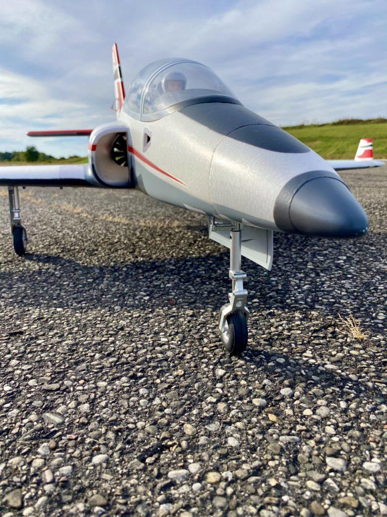 E-Flite Viper 90mm edf jet