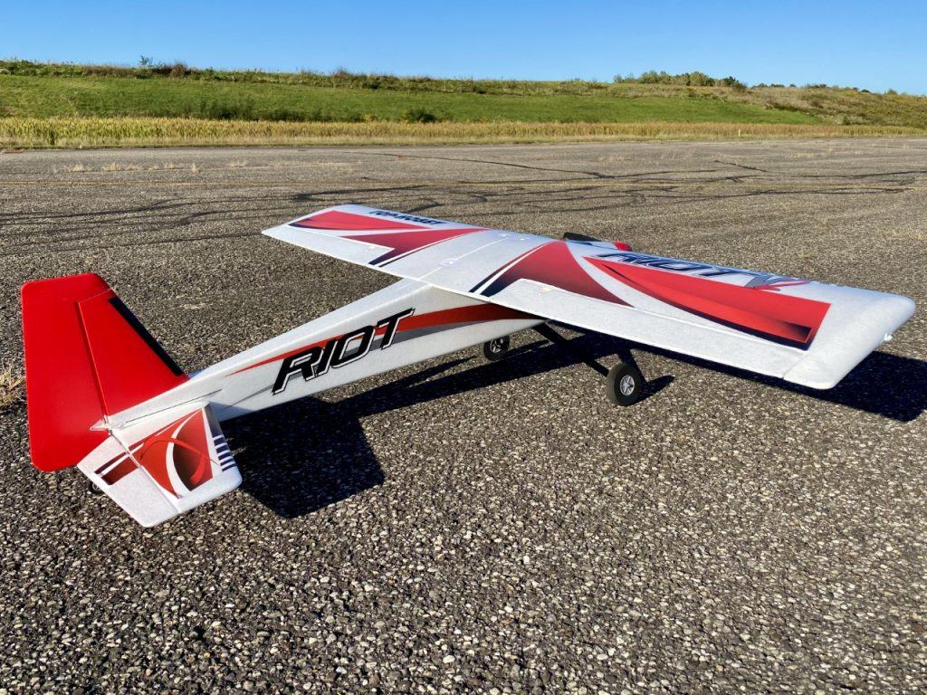 TopRC Hobby Riot RC Plane